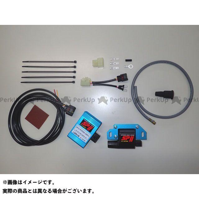 ASウオタニ エーエスウオタニ CDI・リミッターカット 電装品 エーエスウオタニ 汎用 CDI・リミッターカット SPIIパワーコイルキット(汎用) 1P×1/コードセット付  ASウオタニ