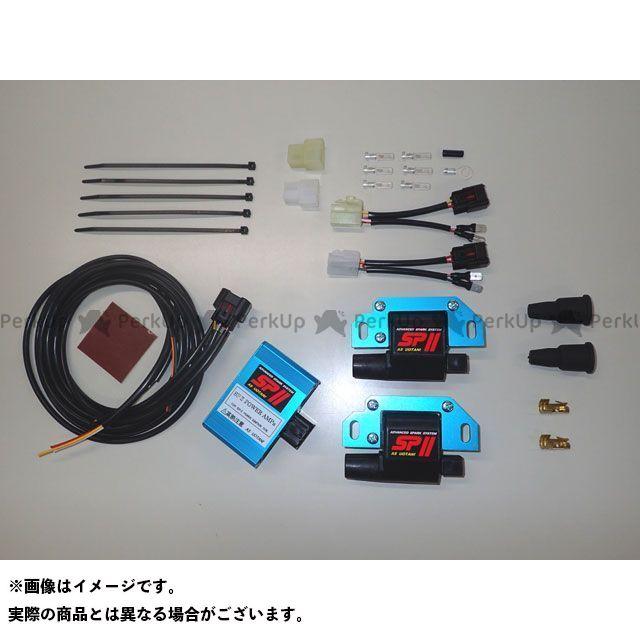 ASウオタニ エーエスウオタニ CDI・リミッターカット 電装品 エーエスウオタニ 汎用 CDI・リミッターカット SPIIパワーコイルキット(汎用) 1P×2  ASウオタニ