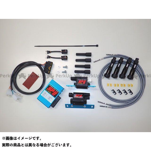 【エントリーで更にP5倍】エーエスウオタニ CBX400F CBX550F CDI・リミッターカット SPIIフルパワーキット H.CBX400F コードセット付き ASウオタニ