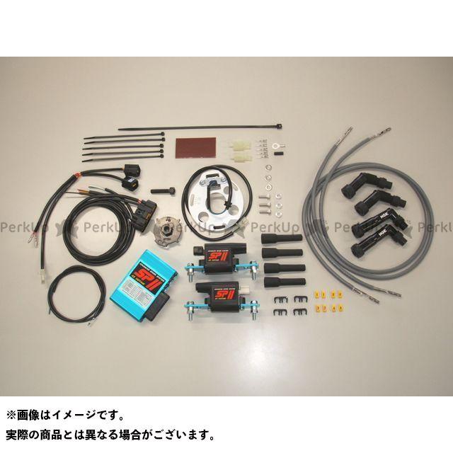 エーエスウオタニ CDI・リミッターカット SPIIフルパワーキット(K.Z400FX、コードセット付)  ASウオタニ