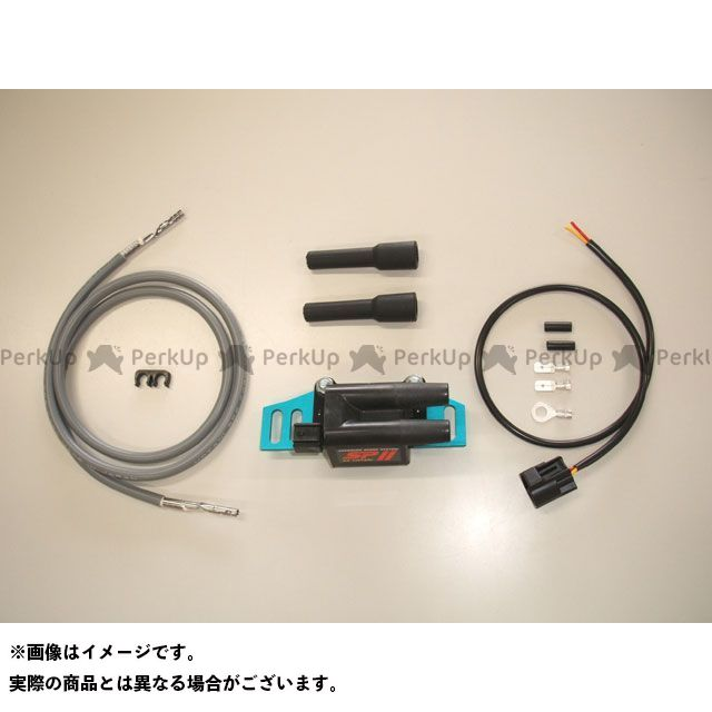 エーエスウオタニ 汎用 CDI・リミッターカット SPIIハイパワーコイルセット(2P)Hコード付  ASウオタニ