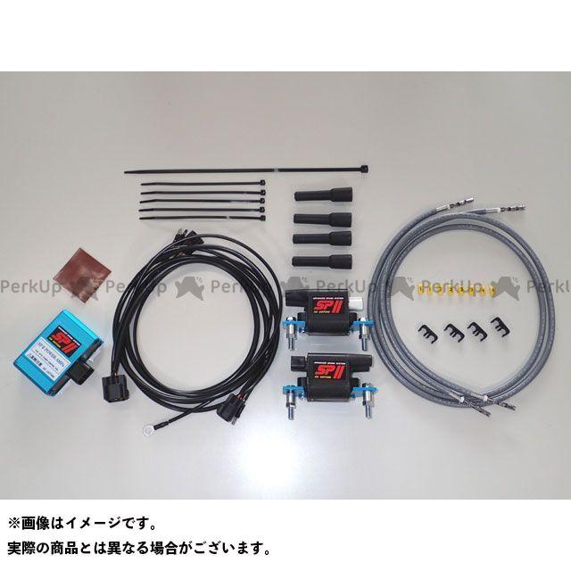 エーエスウオタニ CBR1100XXスーパーブラックバード CDI・リミッターカット SPIIパワコイルーキット(CBR1100XX-FI) ASウオタニ