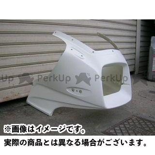 スティングアールアンドディー GPZ750 カウル・エアロ GPz750用FRP製アッパーカウル カラー:ブラック スティングR&D