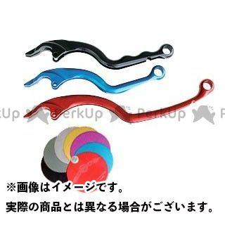 BERINGER 汎用 その他ハンドル関連パーツ リペアレバー ワイヤークラッチ用 レーシング2フィンガー シルバー