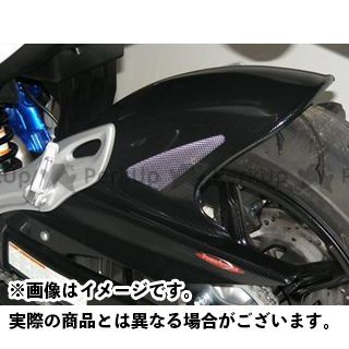 Powerbronze グラディウス650 フェンダー メッシュド・インナーフェンダー ブラック/シルバーM 左右サイドメッシュ(チェーンケース一体型) パワーブロンズ