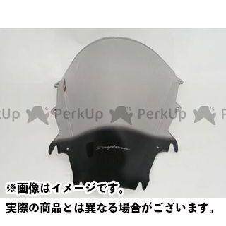 【エントリーでポイント10倍】 パワーブロンズ デイトナ675 スクリーン関連パーツ エアフロー・スクリーン イリジウムシルバー