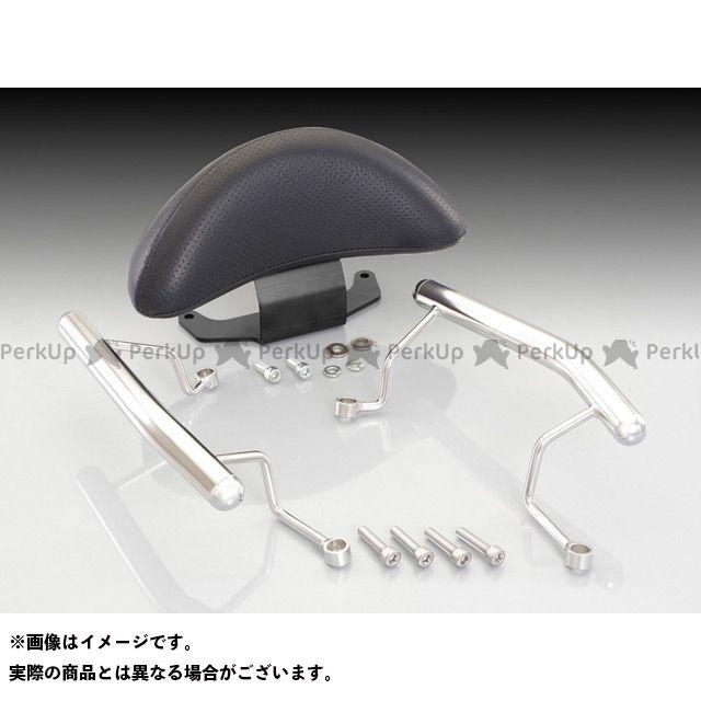 KITACO シグナスX SR タンデム用品 タンデムバックレスト&バー キタコ
