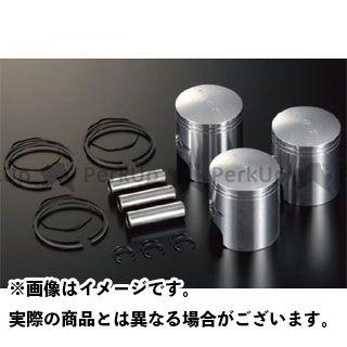【無料雑誌付き】SHIFTUP 750SS ピストン Dreamtimer MACH III750(H2) オーバーサイズピストンキット(0.75) シフトアップ