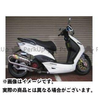 ケイエヌキカク シグナスX マフラー本体 伊勢えびちゃん マフラー シグナスX 180cc KN企画