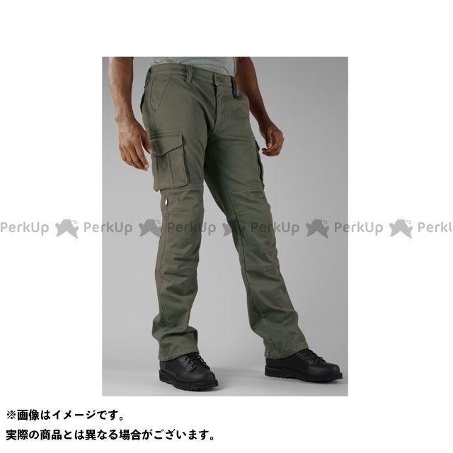 KOMINE パンツ PK-919 ウインドプルーフウォームカーゴパンツ カラー:ダークグリーン サイズ:L/32 コミネ