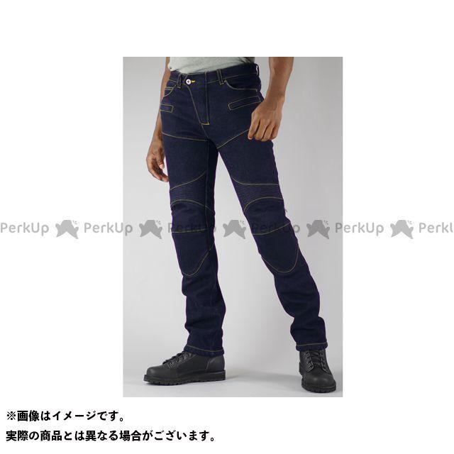 送料無料 コミネ KOMINE パンツ WJ-921S スーパーフィットウォームデニムジーンズ ワンウォッシュブルー 2XL/36