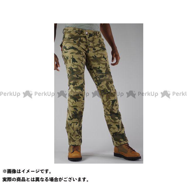 送料無料 コミネ KOMINE パンツ WJ-921S スーパーフィットウォームデニムジーンズ カモフラージュ XL/34