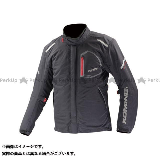 KOMINE ジャケット JK-586 コンフォートウィンタージャケット-フワ カラー:ブラック サイズ:4XL コミネ