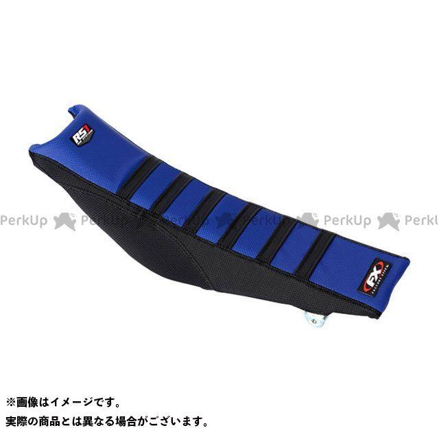 FACTORY EFFEX YZ125 YZ250 シート関連パーツ RS1 シートカバー ヤマハ(ブルー/ブラック)