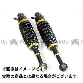 アールエフワイ グラストラッカー リアサスペンション関連パーツ 窒素ガス封入式ローダウンリアショック カラー:ブラック/ゴールド RFY