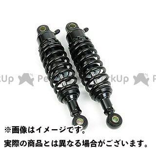 アールエフワイ ドラッグスター250(DS250) リアサスペンション関連パーツ 窒素ガス封入式ローダウンリアショック カラー:オールブラック RFY