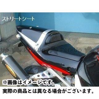 CLEVERWOLF GSX-R600 シート関連パーツ ストリートシート クレバーウルフ