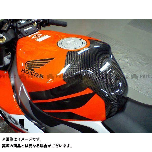 CLEVERWOLF CBR1000RRファイヤーブレード ドレスアップ・カバー タンクプロテクター 材質:カーボン綾織 クレバーウルフ