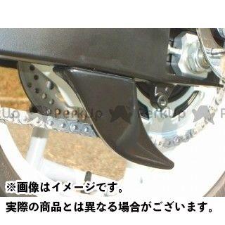 【エントリーで更にP5倍】CLEVERWOLF GSX-R600 ドレスアップ・カバー リヤスプロケットガード(カーボン) クレバーウルフ