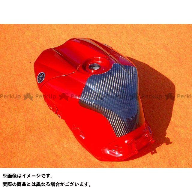 CLEVERWOLF YZF-R1 ドレスアップ・カバー タンクプロテクター 材質:カーボン平織 クレバーウルフ