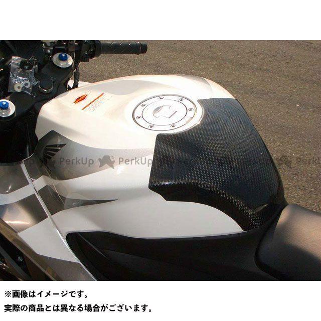 CLEVERWOLF CBR600RR ドレスアップ・カバー タンクプロテクター 材質:カーボン綾織 クレバーウルフ