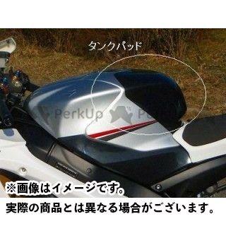 CLEVERWOLF GSX-R1000 タンク関連パーツ タンクパッド クレバーウルフ