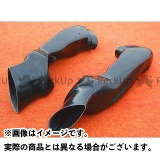 送料無料 CLEVERWOLF GSX-R1000 ドレスアップ・カバー エアーダクト 黒FRP