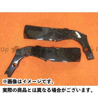 CLEVERWOLF ニンジャZX-10R ドレスアップ・カバー フレームカバー カーボン平織 クレバーウルフ