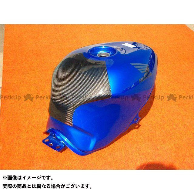 CLEVERWOLF CBR1100XXスーパーブラックバード ドレスアップ・カバー タンクプロテクター 材質:カーボン綾織 クレバーウルフ