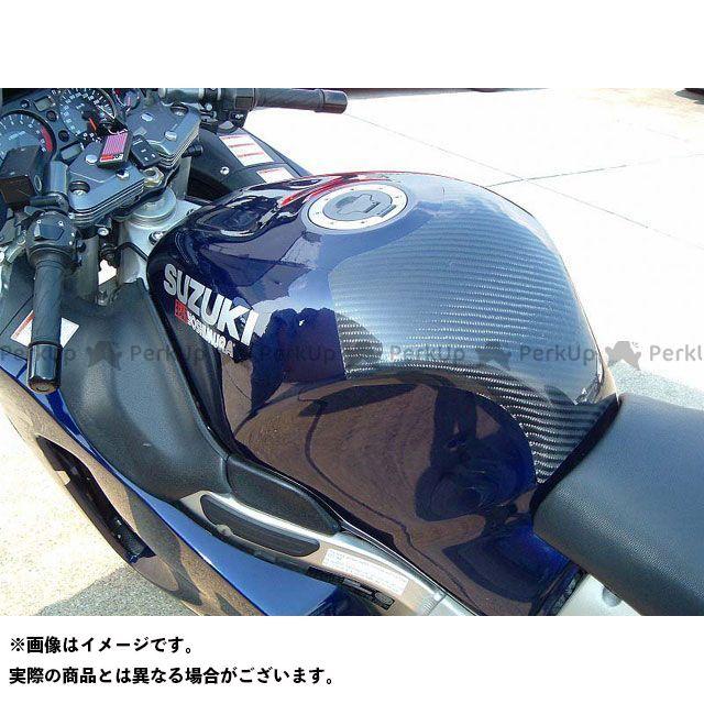 CLEVERWOLF 隼 ハヤブサ ドレスアップ・カバー タンクプロテクター 材質:カーボン綾織 クレバーウルフ