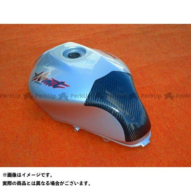 CLEVERWOLF ホーネット ホーネット600 ドレスアップ・カバー タンクプロテクター 材質:カーボン平織 クレバーウルフ