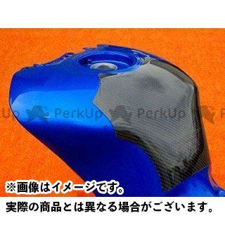 CLEVERWOLF ZZR1400 ドレスアップ・カバー タンクプロテクター 材質:カーボン平織 クレバーウルフ