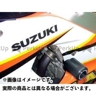 【エントリーで更にP5倍】アールアンドジー GSX-R600 スライダー類 クラッシュプロテクター カラー:ブラック R&G