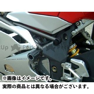アールアンドジー F4 F4 1000R スライダー類 クラッシュプロテクター(ブラック) R&G