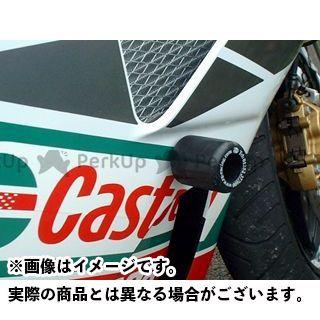 【エントリーでポイント10倍】送料無料 R&G VTR1000SP-2 スライダー類 クラッシュプロテクター ブラック