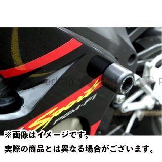 【エントリーで更にP5倍】アールアンドジー CBF600S スライダー類 クラッシュプロテクター カラー:ブラック R&G
