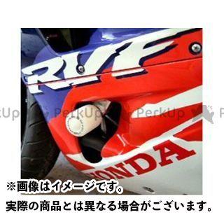 【エントリーで更にP5倍】アールアンドジー RVF750/RC45 スライダー類 クラッシュプロテクター カラー:ブラック R&G