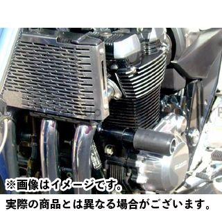 アールアンドジー GSX1400 スライダー類 クラッシュプロテクター カラー:ブラック R&G