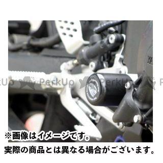 【エントリーで更にP5倍】アールアンドジー YZF-R1 スライダー類 クラッシュプロテクター カラー:ブラック R&G