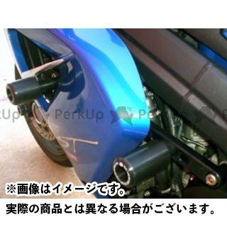 アールアンドジー スプリントST スライダー類 クラッシュプロテクター(ブラック) R&G