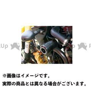 【エントリーで更にP5倍】アールアンドジー スピードトリプル スライダー類 クラッシュプロテクター(ブラック) R&G