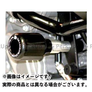 アールアンドジー スライダー類 クラッシュプロテクター カラー:ブラック R&G