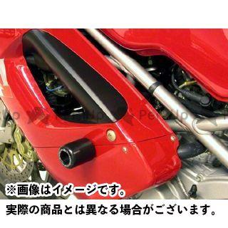 アールアンドジー ST3 スライダー類 クラッシュプロテクター(ブラック) R&G