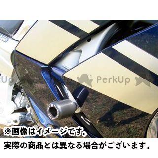 【エントリーで更にP5倍】アールアンドジー FJR1300AS/A スライダー類 クラッシュプロテクター(ブラック) R&G