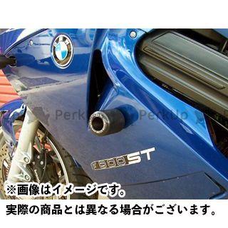 【無料雑誌付き】アールアンドジー F800ST スライダー類 クラッシュプロテクター(ブラック) R&G