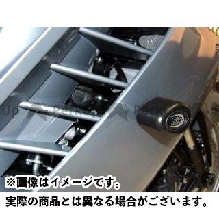 アールアンドジー 1400GTR・コンコース14 スライダー類 クラッシュプロテクター カラー:ホワイト R&G