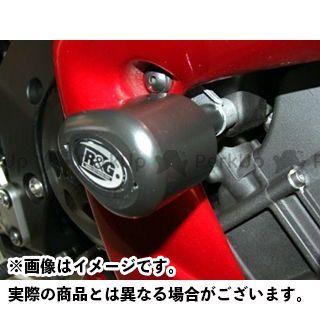 アールアンドジー FZ1フェザー(FZ-1S) スライダー類 クラッシュプロテクター(ブラック)  R&G