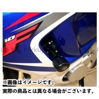 アールアンドジー GSX650F スライダー類 クラッシュプロテクター(ブラック) R&G