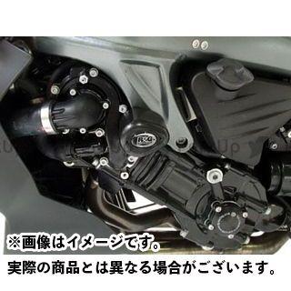 アールアンドジー F800R スライダー類 エアロクラッシュプロテクター(ブラック) R&G
