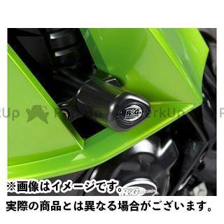 アールアンドジー ニンジャ1000・Z1000SX スライダー類 エアロクラッシュプロテクター(ブラック) R&G